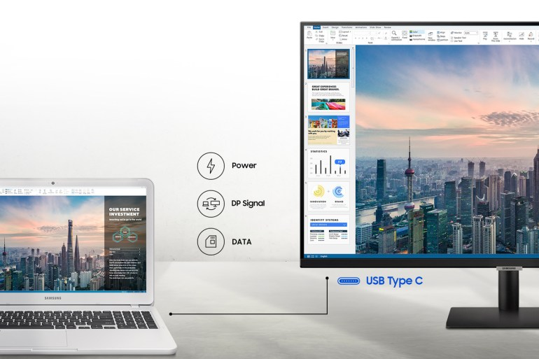 Samsung announces Smart Monitor with TV and PC features